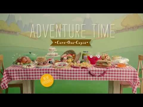 Adventure Time  New Episodes in Thanksgiving P