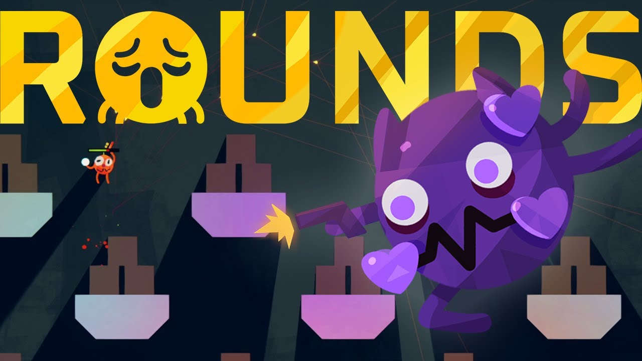 Download Rounds - BULLETS EVERYWHERE! (4-Player Gameplay)