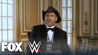 Shawn Michaels, Sting relive WWE great: Randy Savage v. Ricky Steamboat | WWE BACKSTAGE | WWE ON FOX