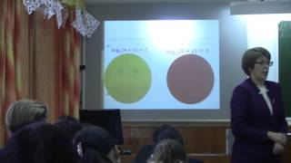 Урок математики - Берзина Е.Г.