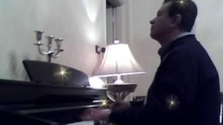 كل حاجه بينا .. تامر حسنى .. موسيقى على بيانو طارق بغدادى