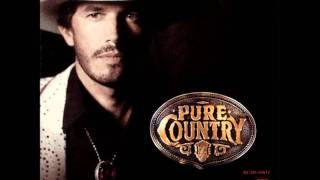George Strait - She Lays It All On The Line (movie Version)
