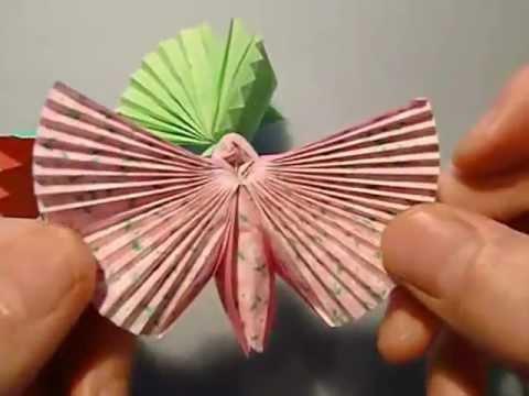 Xếp con bướm - Quà Tặng Công Sở