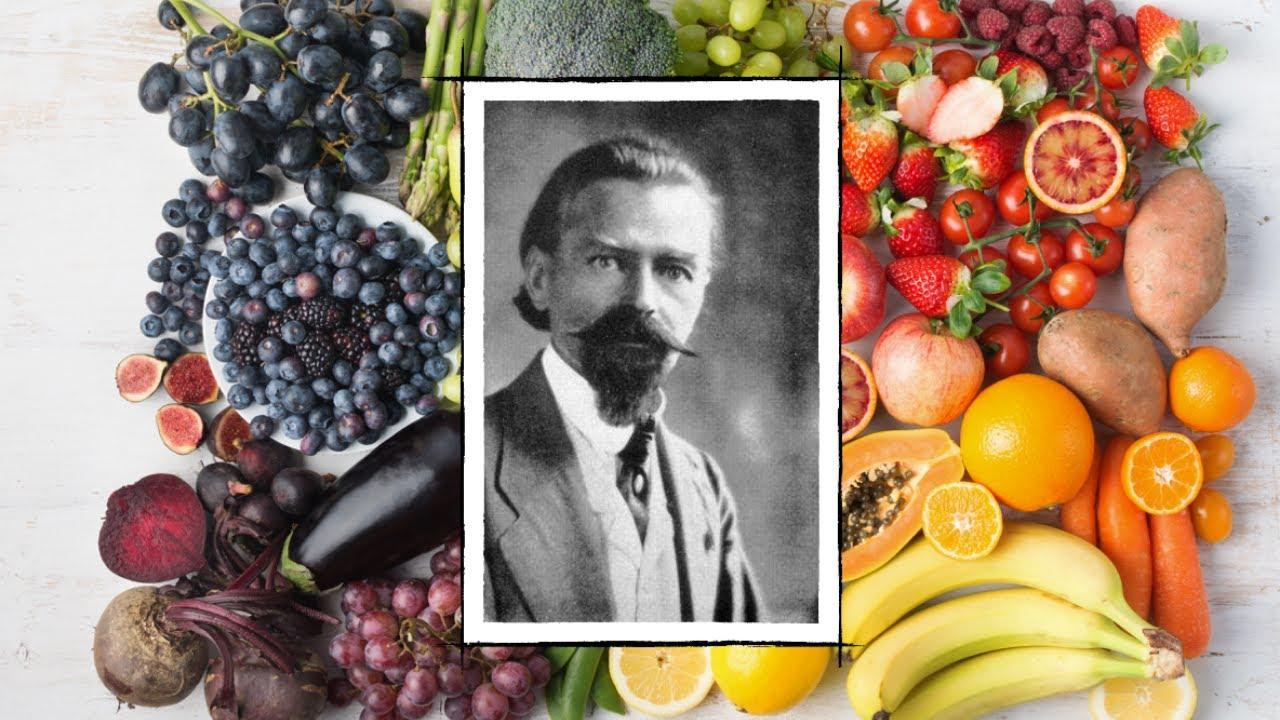 Arnold Ehret Potluck im August! Einfach gesund essen!