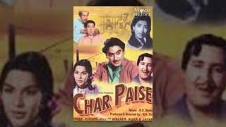 Char Paise | Kishore Kumar, Shyama, Johnny Walker | Superhit Classic Bollywood Movies