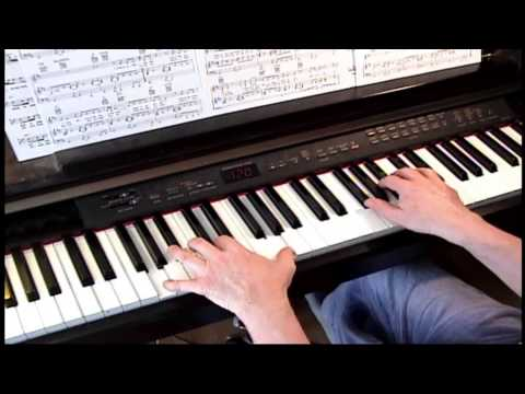 Everything -- Michael Buble -- Piano