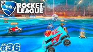 Kaos I Rocket League Türkçe Multiplayer I 36. Bölüm