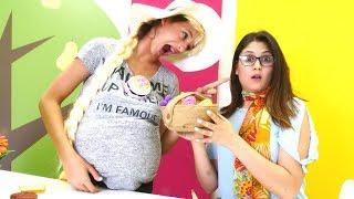 Komik video. Asu Ela diyetisyen Ayşe