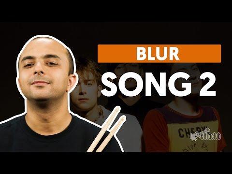 Song 2 - Blur (aula de bateria)
