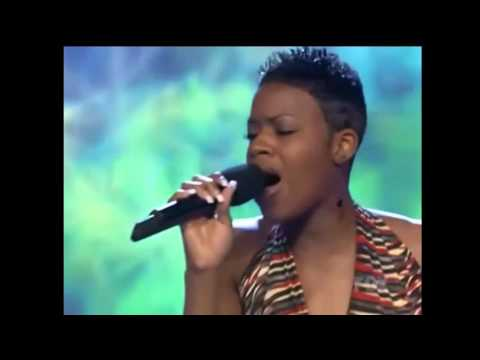 Fantasia Barrino - Something To Talk About - American Idol