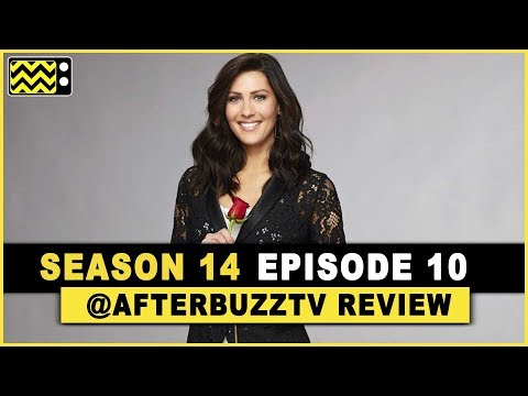 The Bachelorette Season 14 Episode 10 Review & After Show
