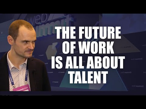 The Future Of Work Is All About Talent | Via News Interview 023