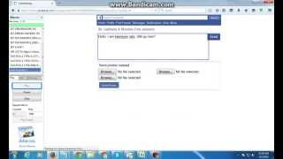How to send unlimited facebook private messages without getting block