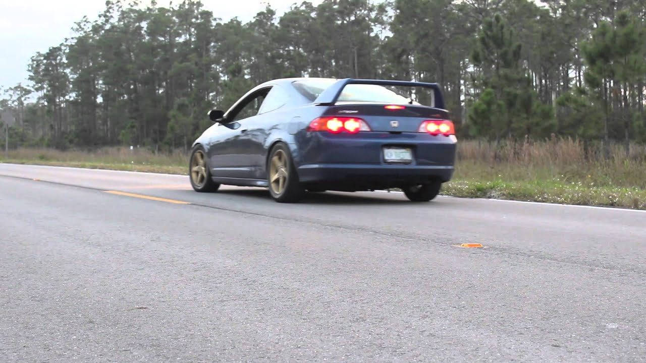 Acura RSX TypeS Straight Pipe YouTube - Acura rsx aftermarket parts