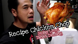 Recipe Chicken Chop & Buffet Bangsawan