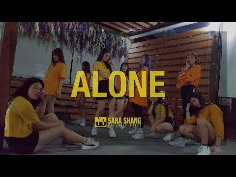Halsey - Alone Ft. Big Sean, Stefflon Don / Choreography By Sara Shang (SELF-WORTH)