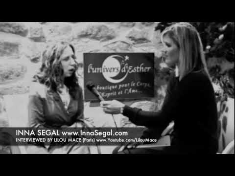 VISIONARY INTUITIVE HEALING | The Secret language of your Body | Inna Segal (part 1/2)