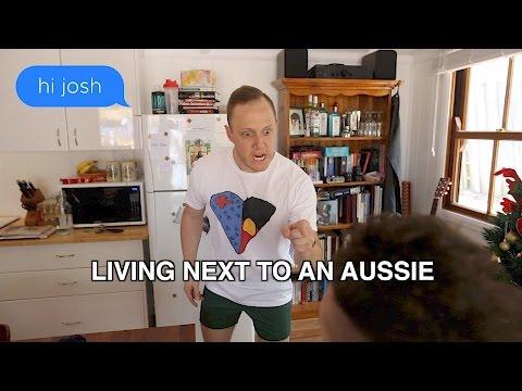 Living Next to an Aussie