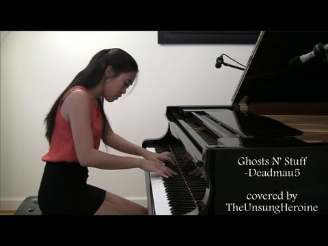 Ghosts N' Stuff - Deadmau5 ft. Rob Swire (Piano Cover)
