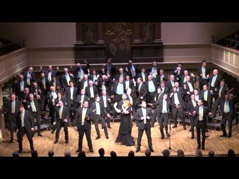The Great Western Chorus of Bristol -- Bad Romance