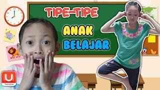 Drama Tipe-Tipe Anak Belajar 😄 Belajar Bahasa Inggris Pakai U-Dictionary | Parodi Aqilla's Diary