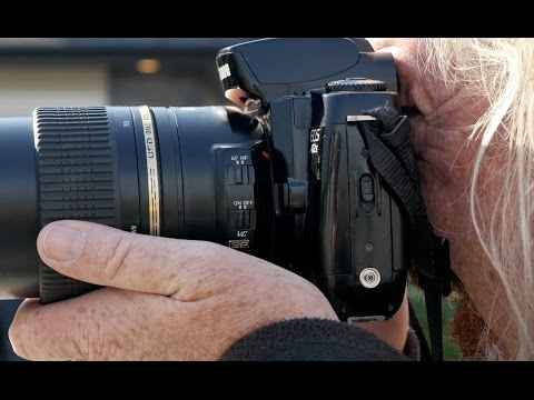 Film Photojournalism Challenge with Mike Drew