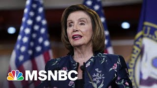 Pelosi Says Infrastructure, Social Safety Net Will Be Voted On Separately