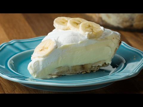 Easy Banana Cream Pie