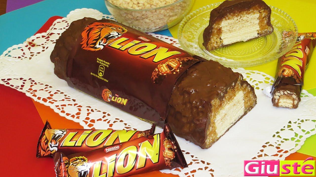 Gâteau façon Lion géant XXL
