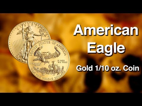 American Eagle Gold 1/10 oz. Coin | U.S. Money Reserve