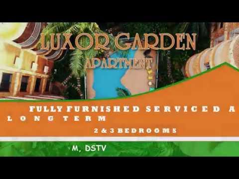 Luxor Garden Serviced Apartments Accra - +233 241779516