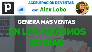 Pipedrive | Webinar ACELERACIÓN DE VENTAS con Alex Lobo