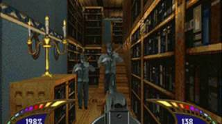 "Killing Time 3DO Byron's Libary 'Spines but no pages"" Thumbnail"