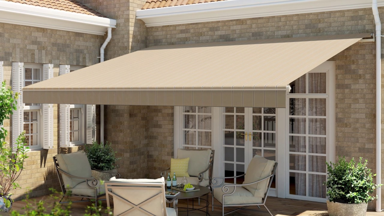 Pop Top: Gutters and Awnings