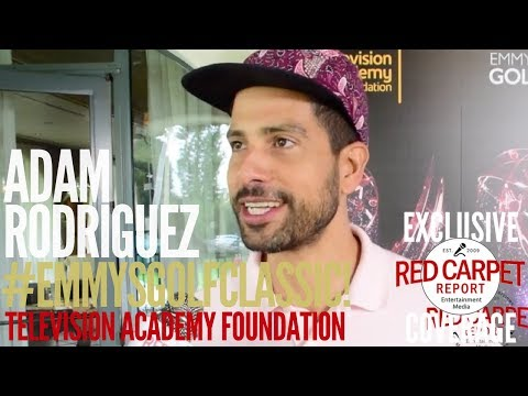 Adam Rodriguez CriminalMinds ed at 18th Annual Television Academy Foundation Golf Classic
