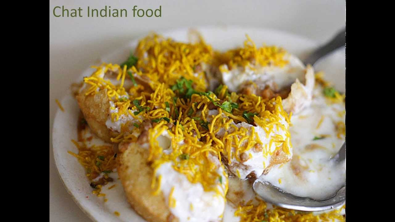What Is A Chaat Indian Food
