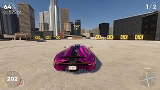 The Crew 2 - Latrell's Car Part 2 - 03:06.177 + Pro settings