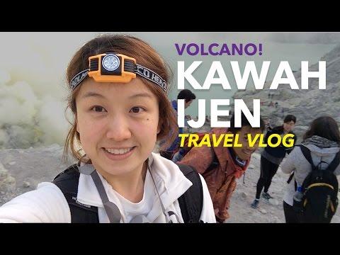 [TRAVEL VLOG  (EP.01) ] KAWAH IJEN: Hiking a volcano in Indonesia