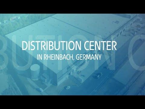 EATON_DHL Distribution Center Rheinbacha