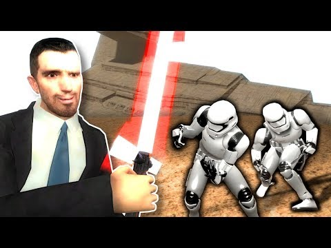 STAR WARS ZOMBIE SURVIVAL? - Garry's Mod Gameplay - Gmod Zombie Survival