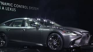 "Lexus LS 500 NAIAS reveal video: ""Forged from Passion"""