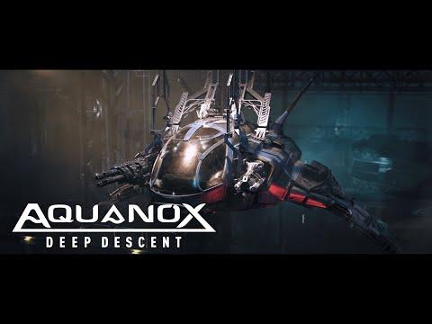 Aquanox Deep Descent - Release Date Trailer