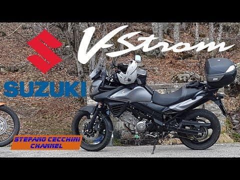 VLOG N 170 Suzuki V-Strom 650 - Le mie impressioni