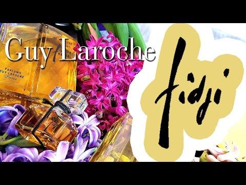 7. Моя коллекция парфюмерии 🌺 Винтаж 🌴 Fidji - Guy Laroche 🌴 Perfume