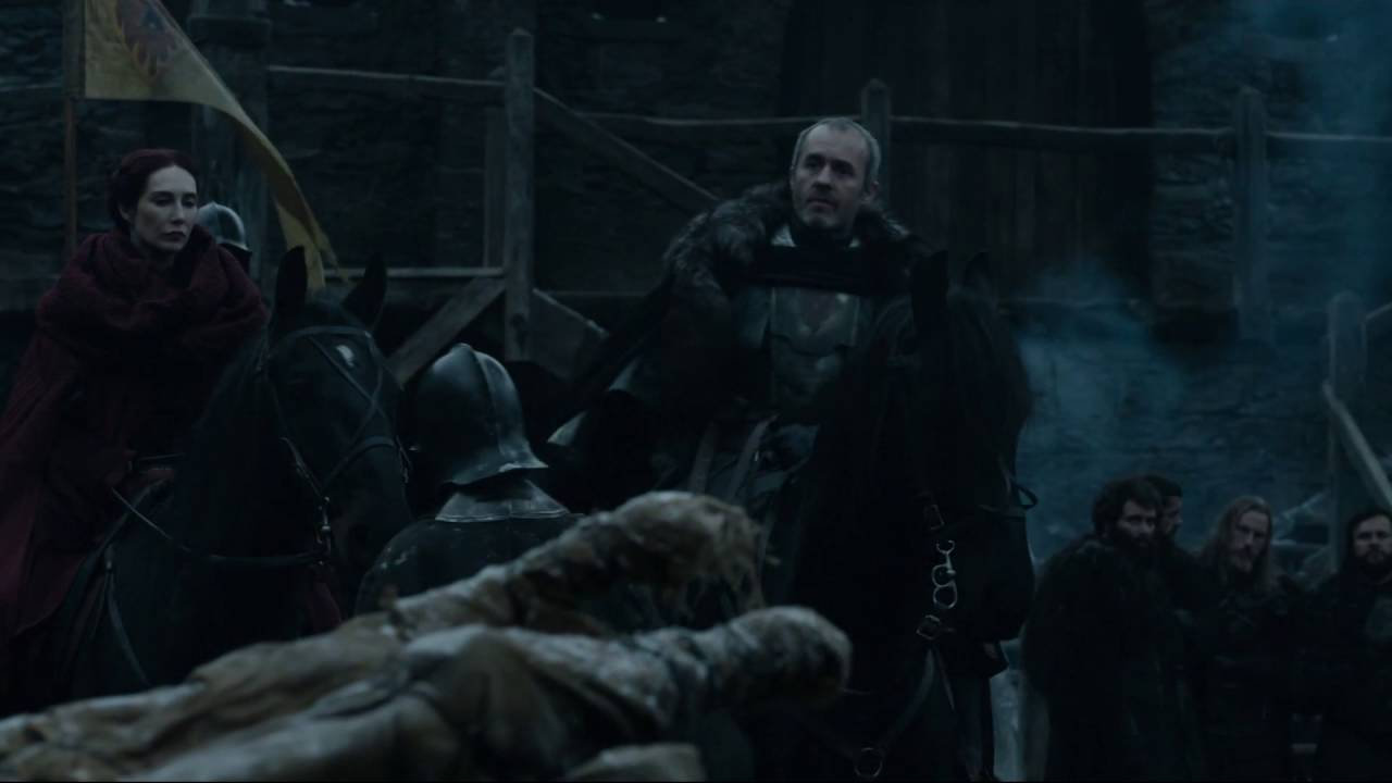 Stannis Baratheon See What I Ve Become Youtube