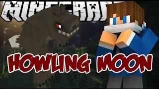 Обзор модов Minecraft #116 Howling Moon Mod 1.8/1.7.10 - Оборотень - это ты ? =)