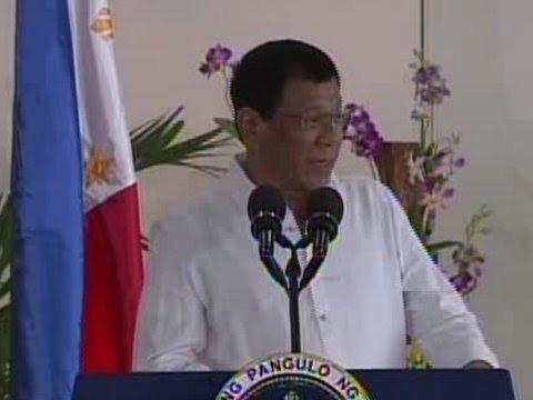 NTG: Giit ni Duterte, hindi natin mapipigilan ang China sa pagtatayo ng istruktura sa Panatag Shoal