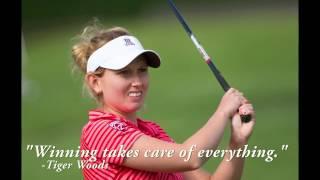 2013 2014 Arizona Women s Golf Team
