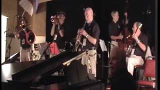 """Stevedore Stomp"" ~ Grand Dominion Jazz Band @ Glacier Jazz Stampede 2010"