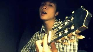 Anh xin lỗi (Minh Vương) cover guitar